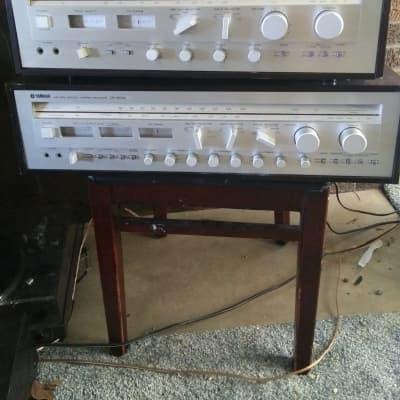 Yamaha  Cr 640
