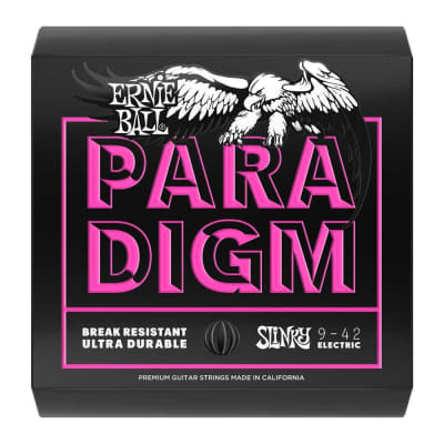 Ernie Ball Paradigm Slinky Electric Strings 9-42