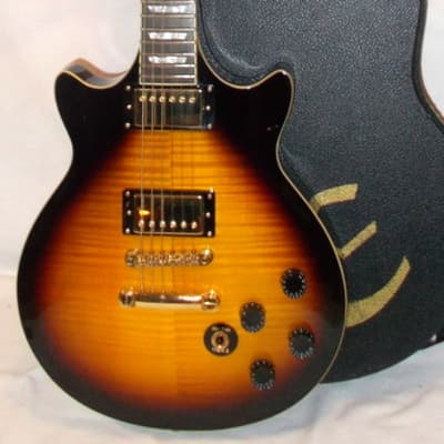 Epiphone Genesis Deluxe Pro *MINT* Original Hardshell Case for sale