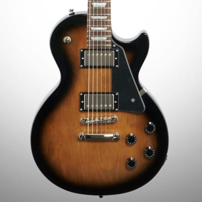 Epiphone Les Paul Studio Electric Guitar, Smokehouse Burst