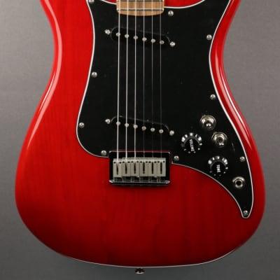 DEMO Fender Player Lead II - Crimson Red Transparent (890) for sale