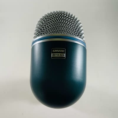 Shure BETA 52A Supercardioid Dynamic Bass Drum Microphone *Sustainably Shipped*