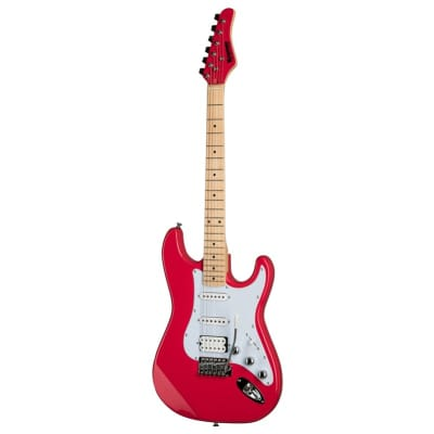 Kramer Focus VT-211S, Ruby Red for sale