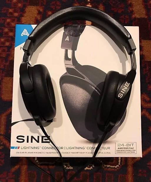 3f7685a82e0 Audeze Sine Headphones Cipher Lightning iPhone iPad Cable | Reverb