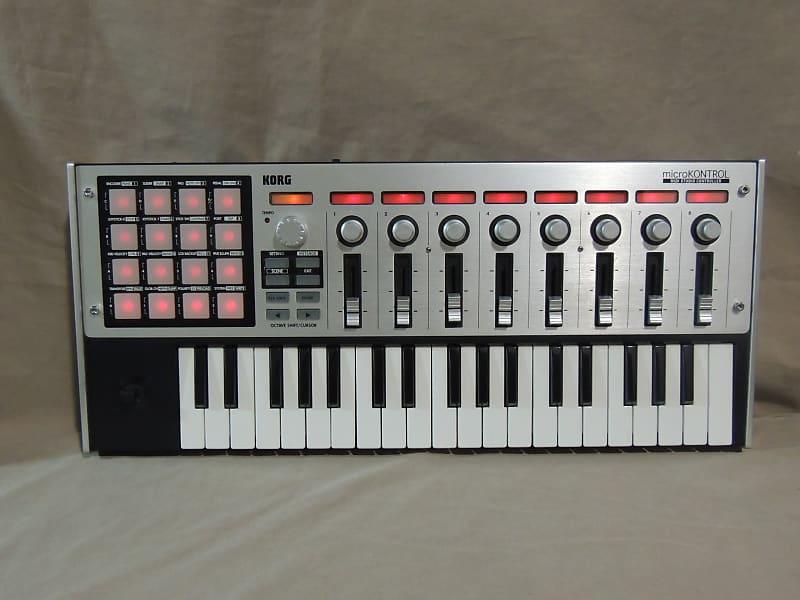 KORG MICROKONTROL MIDI DRIVERS FOR WINDOWS 8
