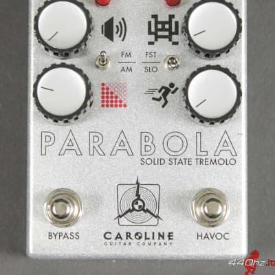 Caroline Guitar Company Parabola Solid State Tremolo Graphic