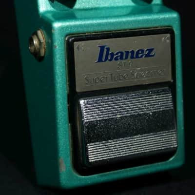Ibanez ST-9 Super Tube Screamer 1984 Japan two JRC4558D op amps s/n 456123