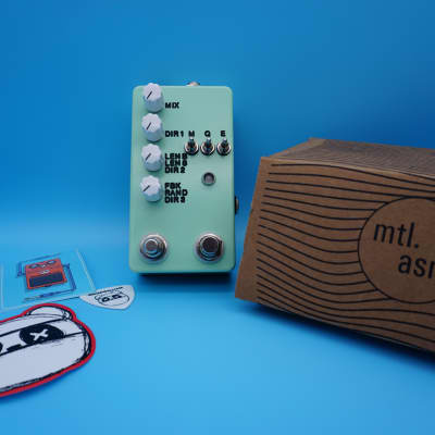 Montreal Assembly Count to Five Delay Sample | Brand New in Box | Fast Shipping!
