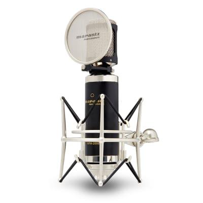 Marantz Pro MPM-2000 Large Diaphragm Condenser Microphone Mic MPM2000