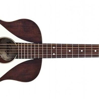 Vintage Gemini Paul Brett Baritone Electro-Acoustic Guitar, Antiqued Satin for sale