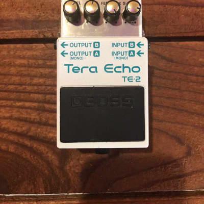 (7070) Boss TE-2 Tera Echo