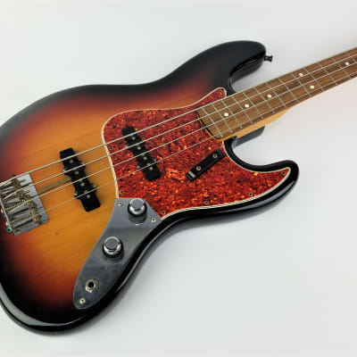 Fender Fender 1983 Fullerton '62 AVRI Jazz Bass 1983 Sunburst for sale