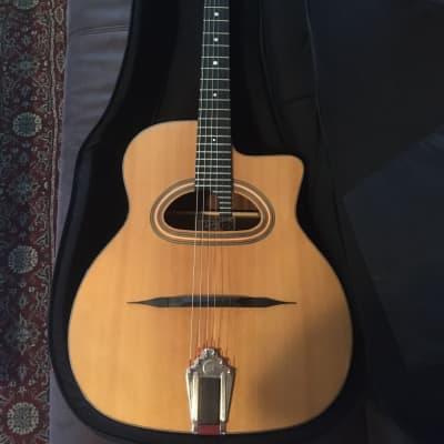Paris Swing Grand Bouche (Gypsy Jazz Guitar) for sale