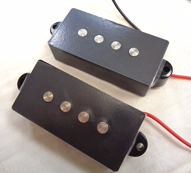 from Niko vintage p bass pickup