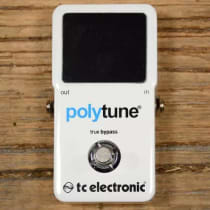 TC Electronic PolyTune 2 Tuning Pedal image
