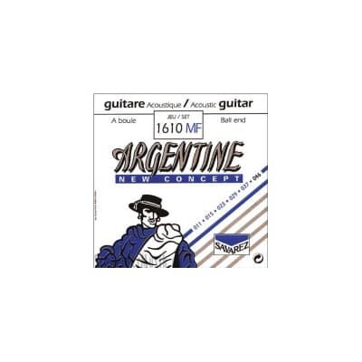 Argentine 1610MF 11-46 Gypsy Jazz Guitar Strings