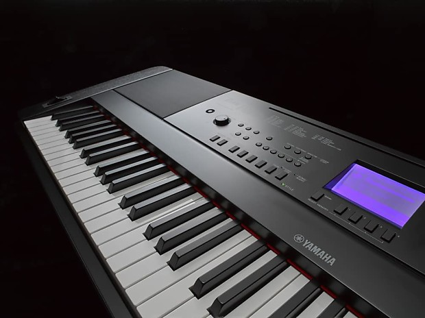 yamaha dgx 660 portable grand digital piano black complete reverb. Black Bedroom Furniture Sets. Home Design Ideas
