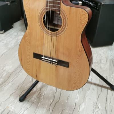 Liuteria Cristian Rizzello C7 2017 Classical guitar - cutaway - with preamp for sale