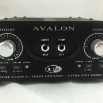 Avalon U5 Direct Box / Instrument Preamp Anniversary image