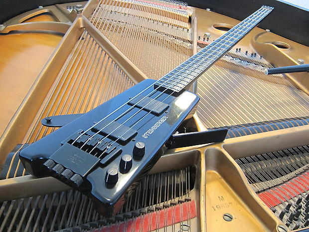 1987 steinberger xl2 headless electric bass guitar near mint reverb. Black Bedroom Furniture Sets. Home Design Ideas
