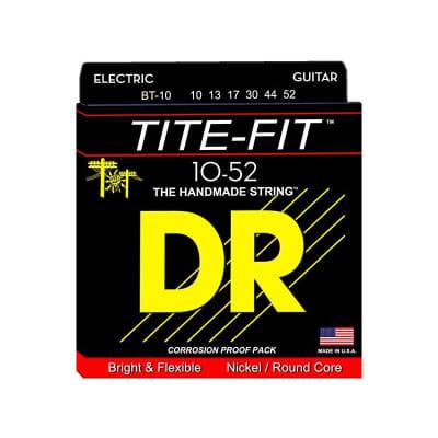 DR Strings BT-10 Tite Fit 10-52