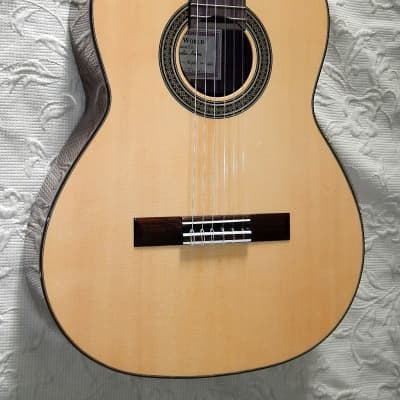 Kenny Hill Estudio 628 short scale spruce top classical guitar for sale