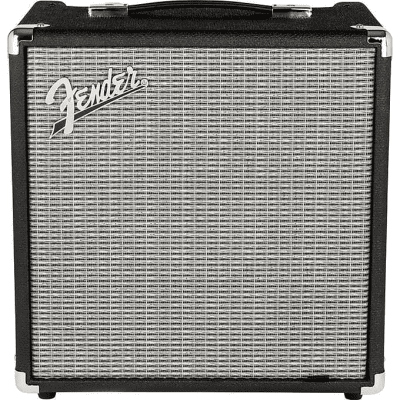 "Fender Rumble 100 V3 100-Watt 1x12"" Bass Combo Amp"