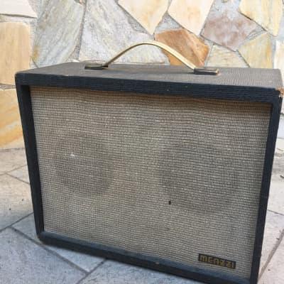 RIF 169 Meazzi Metropolitan Vintage Amplificatore Valvolare Tube Amp for sale