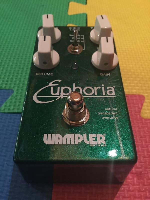 wampler euphoria v2 mike that pedal guy reverb. Black Bedroom Furniture Sets. Home Design Ideas