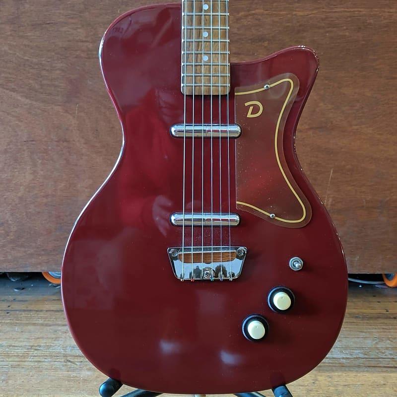 Danelectro '56 U2 Single Cut (Pro Red) | Echo Tone on