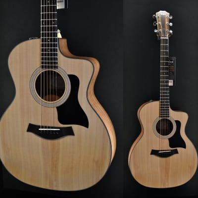 Taylor 114ce Grand Auditorium with ES2 Electronics with Case