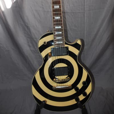 Epiphone Zakk Wylde Les Paul Custom w/hard case for sale