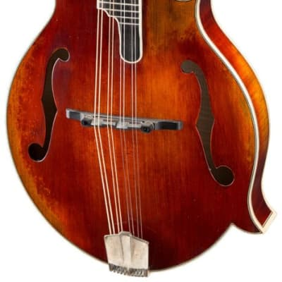 Eastman MD815/v F-Style Mandolin Antique Varnish w/ Case