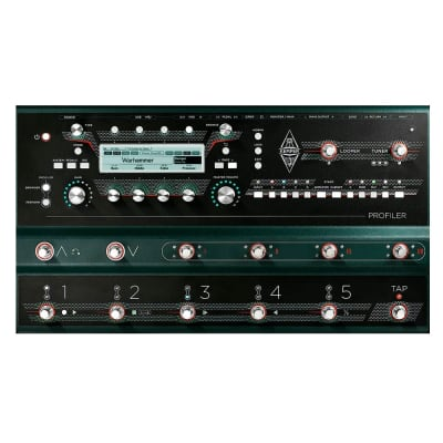 Kemper Amps Profiler Stage Floorboard Amp and Effects Modeler