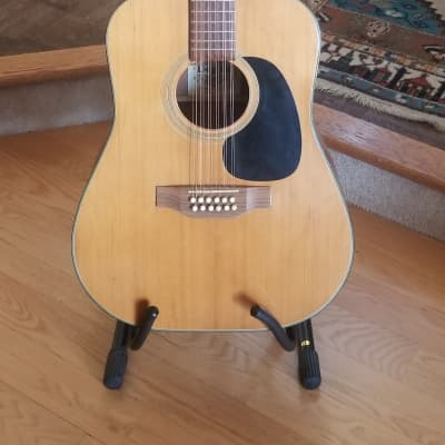 Degas F290 natural 12 string for sale