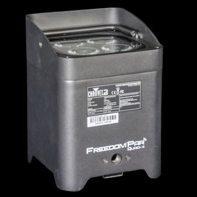 Chauvet Freedom Par Quad-4 RGBA Wireless LED Wash Light