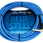 Instrument Cable Dean Markley Blue Steel 20' 20 Feet Angled Lifetime Warranty image