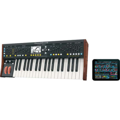 Behringer DeepMind 6 - True Analog 6-Voice Polyphonic Synthesizer