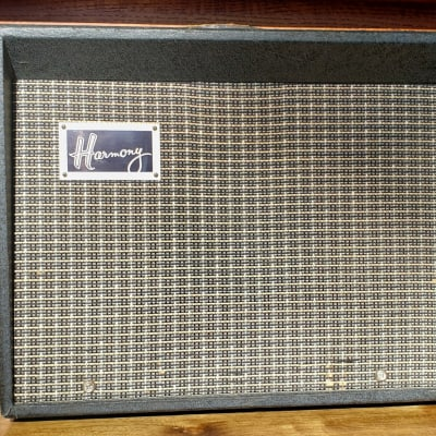Harmony  303a 60's Black Tolex for sale