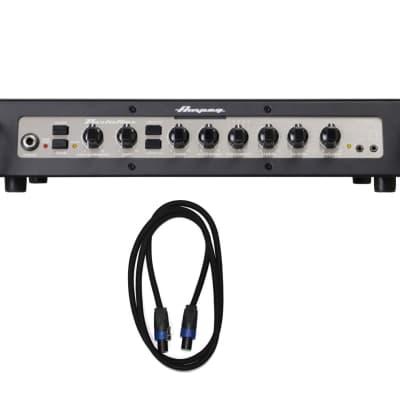 Ampeg PF-800 Portaflex 800-Watt Class-D Bass Amp Head