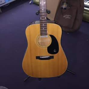 Epiphone  Ft 140 japan 70's Natural mahogany for sale