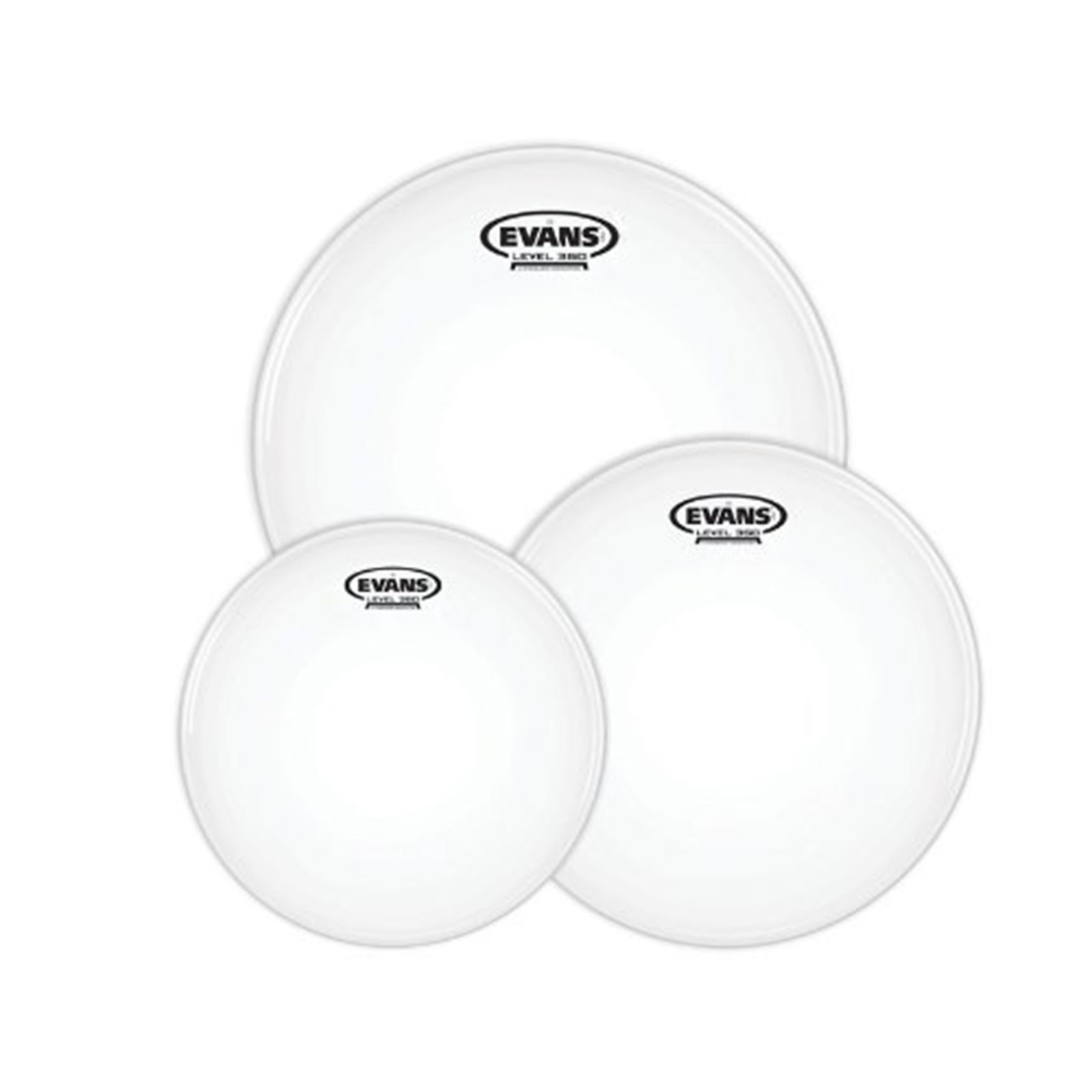 Fusion 10 Inch, 12 Inch, 14 Inch Clear Evans G2 Tompack