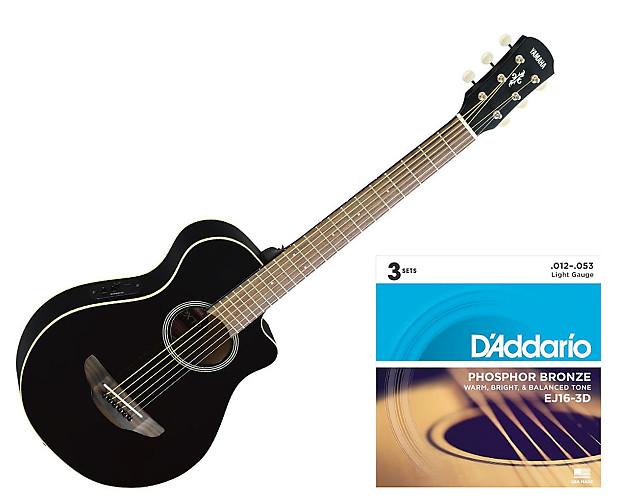 yamaha apxt2 thinline acoustic electric cutaway guitar reverb. Black Bedroom Furniture Sets. Home Design Ideas