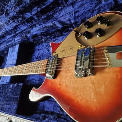 Rickenbacker 660/12TP Tom Petty Signature Jetglo 1997 for sale