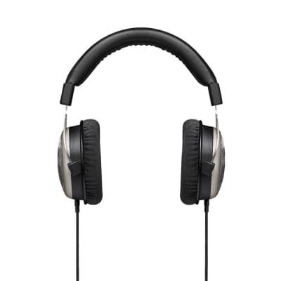 7bd1cb655bc Beyerdynamic T1 Audiophile Tesla Hi-Fi Headphones, Semi-Open (2nd Gen)