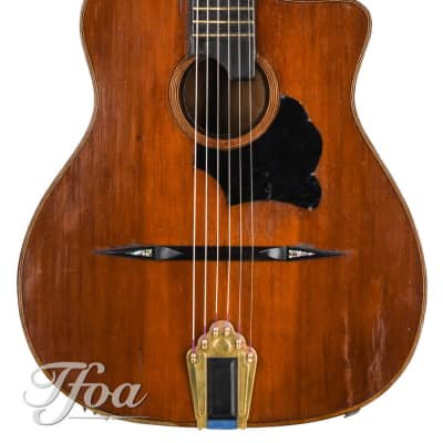 Busato Roundhole Gypsy 1940 for sale