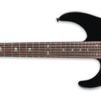 LTD LTD KH-602 LH - Black - per mancini - c/astuccio