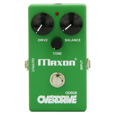 Maxon OD-808 Overdrive Pedal for sale