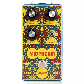 Magnetic Effects Midphoria Fixed Wah/Booster