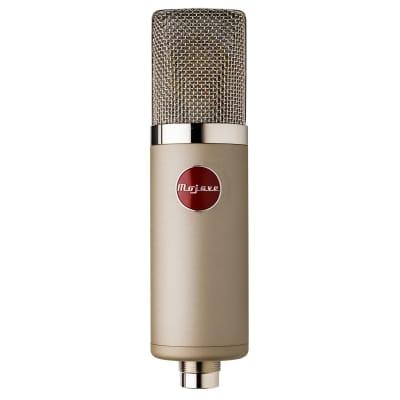 Mojave Audio MA-300 Multi-Pattern Tube Condenser Microphone - Satin Nickel